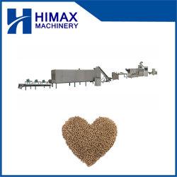 Het drijven de Vissen voeden de Droge Extruder van de Machine van het Voedsel voor huisdieren van de Hond De Machine van het Dierenvoer