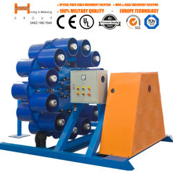 CE/ ISO9001/ 7 특허 승인 실외 광섬유 중국의 케이블 기계 아람 원사 샌딩 장치
