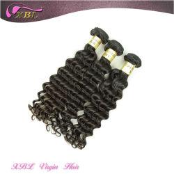 مصنع بالجملة الأعلى Brazillian الشعر Deep Wave 8A الشعر المنتج