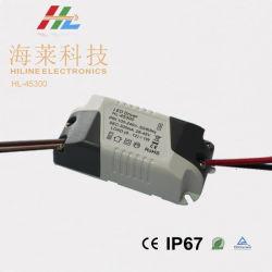 Driver corrente costante 8-12W 300mA del LED