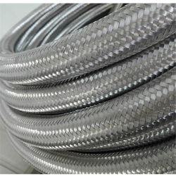 SS304 tressé en acier inoxydable flexible métallique souple
