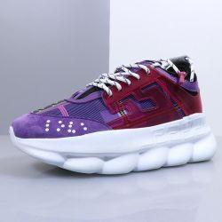 De Toevallige Schoenen van de Tennisschoenen van de Trainers van de Schoenen van de Ontwerper van het Merk van de Luxe van de Vrouwen van mannen