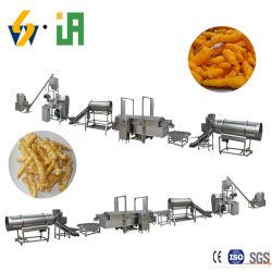 برغي واحد Kurkure شيتروس النك ناكس آلة الطعام الوجبات الخفيفة خط الإنتاج