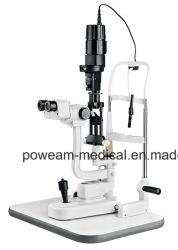 Микроскоп светильника разреза оборудования медицинских инструментов офтальмический (J5F2)