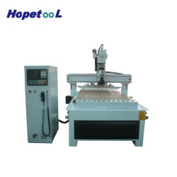 ATC CNC-Stich des Acryl-/Aluminum/MDF/PVC/Wood und Ausschnitt-Maschine CNC-Fräser
