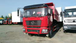 Shacmanの大型トラック6X4のダンプカートラック30tのダンプトラック