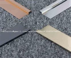 La décoration de la protection de tuiles en acier inoxydable garniture en métal miroir ou surface repère