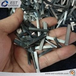 Los pequeños trozos de carburo de tungsteno para afilar cuchillo