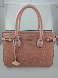 Borsa di cuoio della replica della borsa del commercio all'ingrosso della borsa di affari della borsa dell'unità di elaborazione della borsa della borsa OEM/ODM del progettista del sacchetto di Tote della signora Handbag Women Handbag di modo (WDL1937)