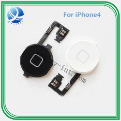Tasto della casa del telefono mobile per il cavo rotondo della flessione del tasto iPhone4