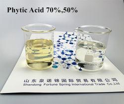 Ácido Phytic 50%, aditivo alimentar, Cosméticos