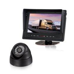7 pouces de système de caméra de rétroviseur avec caméra CCD Heavy Duty