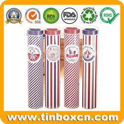 Briefpapier-Kasten-verpackenmetallzinn-Bleistift-Kasten-Feder-Behälter