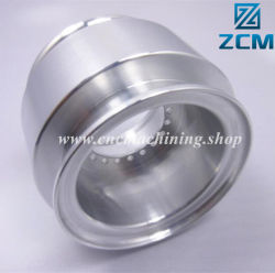 Fresadoras CNC girando el mecanizado de aluminio Custom metálica de acero de titanio Coche RC del cubo de rueda, la motocicleta Cubo de rueda, cubo de rueda de bicicleta