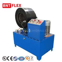Bntflex verwendete hydraulischer Schlauch-quetschverbindenmaschine mit Qualität