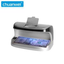 Bester Tinteuvmt-Banknote-Kontrolleur-elektronischer nachgemachtes Geld-Bargeld-UVdetektor des Wasserzeichen-Al-11