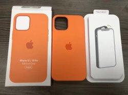 Китай силиконовый чехол для мобильного телефона ячейки завода с 500, 000 на складе исходного качества как яблоки сайт для iPhone 12 серии 8 цветов