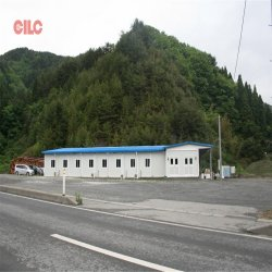 China Factory Direct Supply Prefabb Container Building For Shop And Accommodation