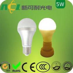 CE 목록 표시/30W 할로겐 교체 LED 전구, 5W 전원 및 350lm 광속