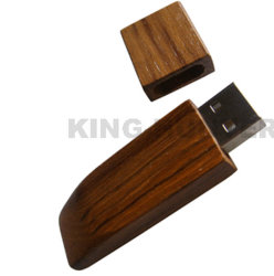 Memoria USB de madera (KH W009)