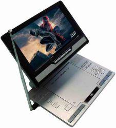 Переносной проигрыватель DVD+ТВ-тюнер(P-8588)