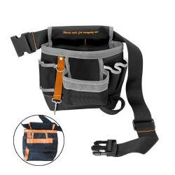 Bolsa de herramientas de la correa de electricista en la cintura de bolsillo 7 soporte de almacenamiento de herramientas eléctricas Bolsa Bolsa
