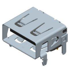 휴대폰 액세서리 전자 단말기 블록용 USB 벽 소켓