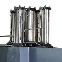 Двусторонняя печать с ЧПУ фрезерный станок с металлическим режущих ленточной пилы