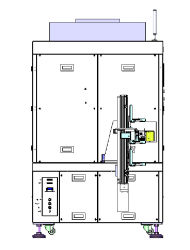 La rondelle de pression Two-Fluid Module de caméra pour composant électronique de la machine de nettoyage