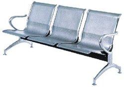 Asien-Flughafen-bequemer Lagerungs-Unterstand-Stuhl (FECTA03)