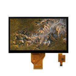7 polegada 800x480 TFT LCD com tela de toque capacitivo