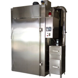 لحم الخنزير متعدد الوظائف آلات التدخين الدجاج تجفيف الدجاج الدجاج الدجاج الفرن لحم الخنزير السجق Bacon Smokehouse