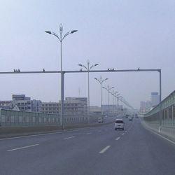 personalizado câmara CCTV Pole câmara CCTV luz para a monitoração de tráfego