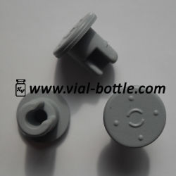 13mm Customized Food Grade Medical Rubber Stopper (HVRS014)