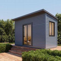 20 voet geprefabriceerde container/Goedkope Prefab Huis Kits/modulaire hout huizen