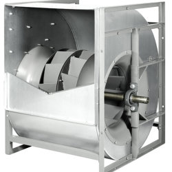 Double Inlet Backward Curved Impeller Centrifugal Fansのベルト駆動のCentrifugal Fans