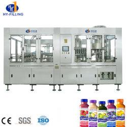 2020 يشبع آليّة محبوب [بوتّل غرين تا] [بوتّل مشن] عبر بلاستيك عصير حارّ يملأ يغسل يملأ يغطّي آلة لا يكربن شراب ليّنة