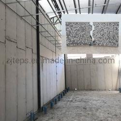 Быстро и легко создавать файлы в формате EPS цемента сэндвич стены в сегменте панельного домостроения в доме внутренних стен/наружные стены