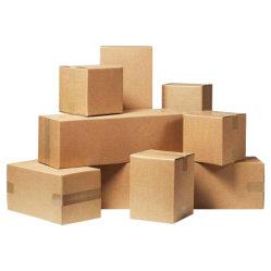 Plegable personalizado caja de embalaje de cartón corrugado de cartón de Transporte de envío