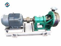 La cabeza baja y alta capacidad de ácido eléctrico Bomba centrífuga horizontal de la bomba de rotor de flujo axial