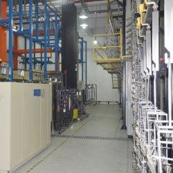 Revêtement en poudre électrostatique automatique de ligne de production pour les pièces automobiles