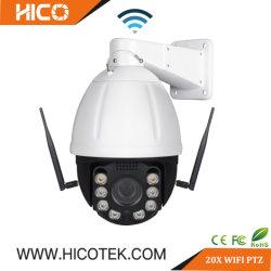 نظام مراقبة أمان الزووم الرقمي بواسطة كاميرا CCTV بتقنية Wi-Fi من Hicotek كاميرا PTZ