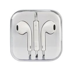 1ПК гарнитура наушники с микрофоном Громкость регулируется для iPhone X 8 7 6 6 s5 5s 4 4s 3G /Samsung