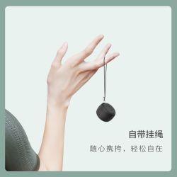 Водонепроницаемый чехол для установки вне помещений АС Bluetooth беспроводной портативный мини-душ АС для путешествий с сабвуфером, звучание низких частот, встроенный микрофон для занятий спортом АС Bluetooth
