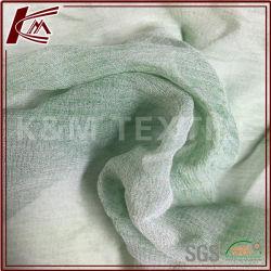 Impreso de luz suave seda Georgette Georgette tejido de seda pura