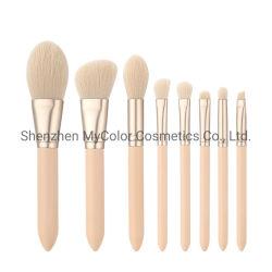 O HGH OEM Escovas de maquiagem de qualidade Cruelty-Free compõem o Kit da Escova de cosméticos de Ajuste da Escova