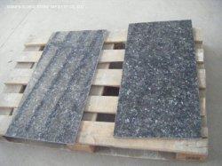 실내 외부 싱크대 벽 클래딩 바닥 깔개를 위한 싼 백색 회색 또는 금 돌 노르웨이 파란 진주 석판 & 도와 화강암