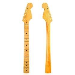 메이플 22 프리츠 일렉트릭 기타 넥 스트라 메이플 핑거보드