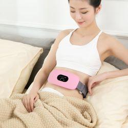 Hezheng aliviar a dor menstrual em mulheres quente de alta qualidade quente da cintura Barriga Massajador da Correia