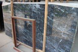 أبيض مصقول/بيج/أسود/بني حجري يخطف رخام رمادي إيطالي جديد حجم البلاط للديكور من الجدار الداخلي
